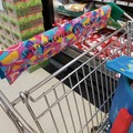 Shopping Trolley Handle Covers with KAM clips