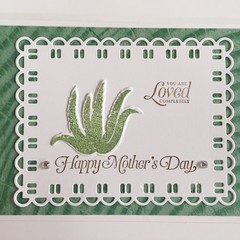 Mother's Day  Card - free postage