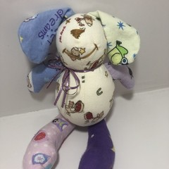 Hand made Plush Soft Funky Cute Bunnie