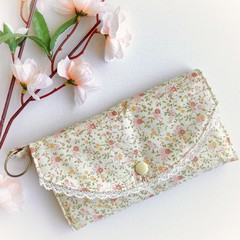 Fabric Wallet | Fabric Purse | Womens | Ladies | Girls | Gift | Boho | Floral