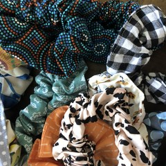 Mystery Cotton Scrunchie packs