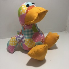 Hand made Plush Soft ToyDuck