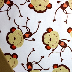 The Funk'n Monkeys - Handmade Cotton Face Mask
