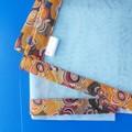 Food Net / Cover. 108cm x 110cm Indigenous Fabric