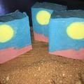 Red Desert Soap