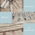 KokoLakshan Monthly Gift Subscription