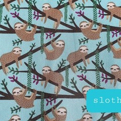 Protective Hygiene Face Mask - Sloth About