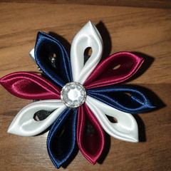 Kanzashi Flower Clips