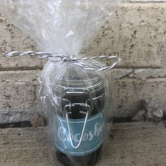 Coffee Detox Body Scrub Jar