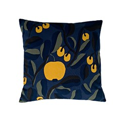 Golden Apples Small Pillow Cover.