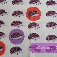 Protective Hygiene Face Mask - Hedgehog Love