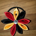 Kanzashi Flower Ponytail holders