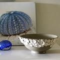 15cm Sprig Bowl - Natural