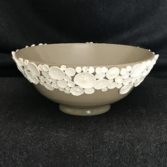 15cm Sprig Bowl - Natural