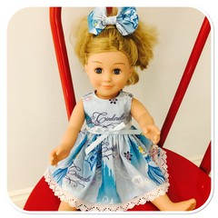 Cinderella Dolls Dress