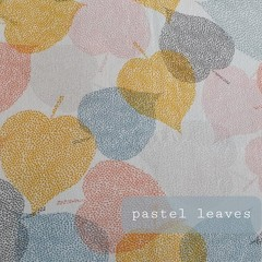 Protective Hygiene Face Mask - Pastel Leaves