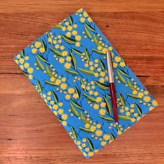 Note Pad Cover - Wattle