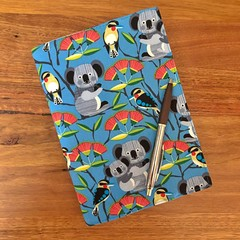 Note Pad Cover - Koala