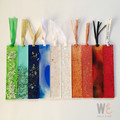 Handmade Eco Resin Bookmark   FREE SHIPPING