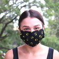 The Dark Knight - Handmade Cotton Face Mask