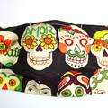 The Day of the Dead - Handmade Cotton Face Mask