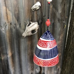Garden bell/ wind chime
