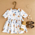 Sunflower Vintage Dress
