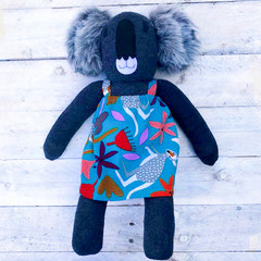 'Matilda' the Sock Koala - *READY TO POST*