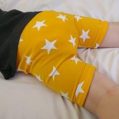 Australian Handmade Shorts (Yellow Star)