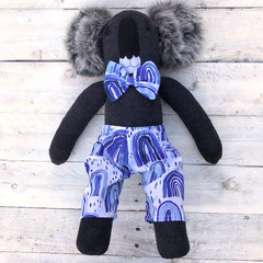 'Syd' the Sock Koala - *READY TO POST*