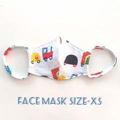 Fabric Face Masks -XS  / Reusable / Washable / Kid's