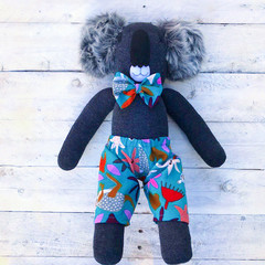 'Banjo' the Sock Koala - *READY TO POST*