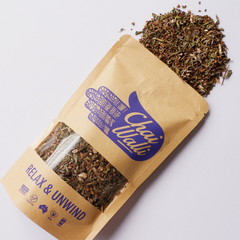 Relax & Unwind Ayurvedic Herbal Tea