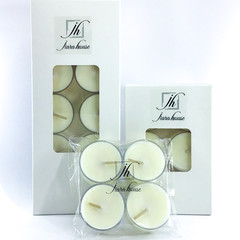 Tealight Candles (Unscented)