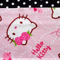 Teacher daycare preschool utility apron - 6 pockets - Hello Kitty