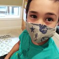 Fabric Face Masks -S  / Reusable / Washable / Kid's /