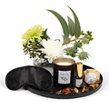 Immune Boosting, Health, Wellness Relaxation Pack -Vegan- Essential Oil Candle,