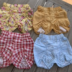 Bundle sale - girl pucker shorts sz 5 PourBebe