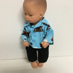 Miniland Dolls Shorts and Shirt to fit 32 cm dolls