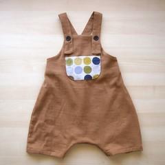 Baby Long Onesie/Romper/Jumpsuit