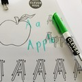Learn to write the alphabet clever kit