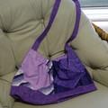 Handy Patchwork Over-shouder Bag