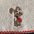 Babies Embroidered Towelling Bibs-Miscellaneous 2/2