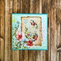 Handmade Card - Flowers