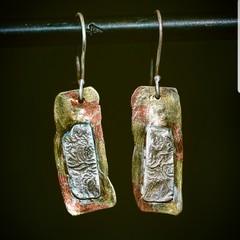 Blended Suspension Earrings