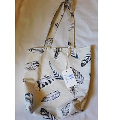 The Feathers Tote