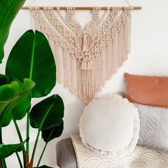 Medium Macrame Wall Hanging, Wall Decor, Wall Art, Home Decor, Australian