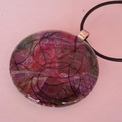 Vivian - Fibre Fantastic Pendant