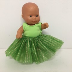 Miniland Dolls Ballet Outfit to fit 21cm Dolls