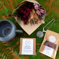 Mini Pamper Hamper (Tea & Flowers)